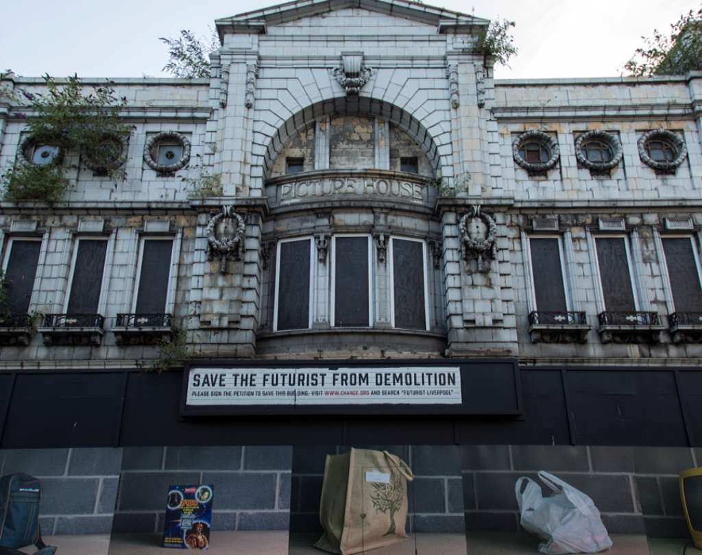 Futurist Cinema, Barry and Genesis Eveleigh