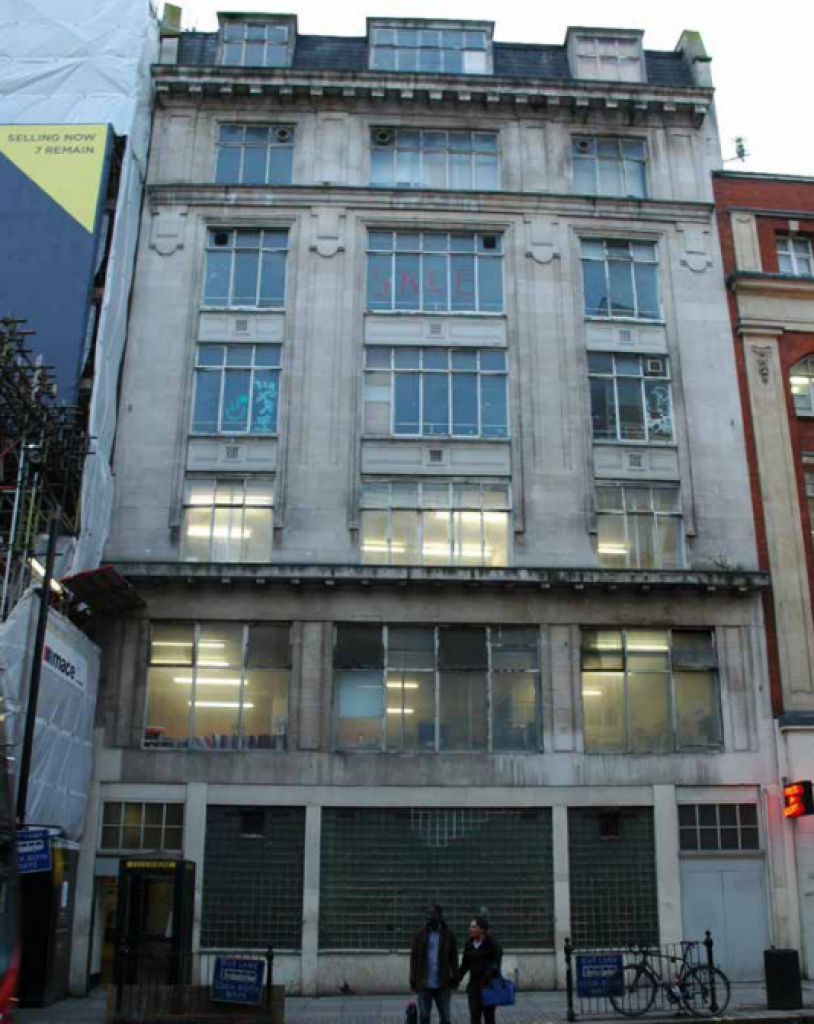 111 Charing Cross Road