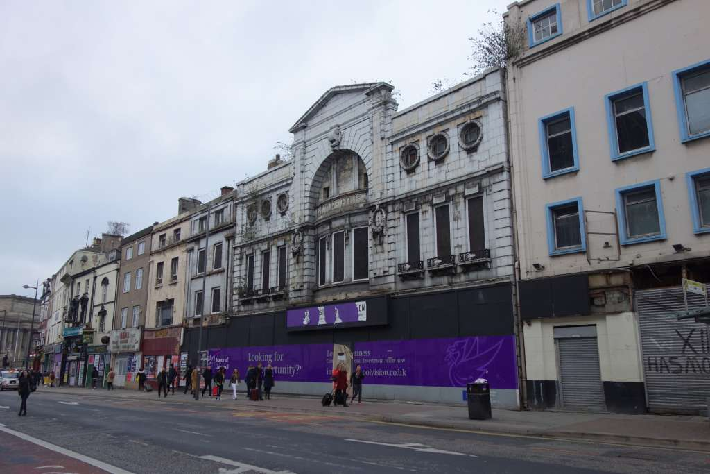 Lime Street and the Futurist Cinema