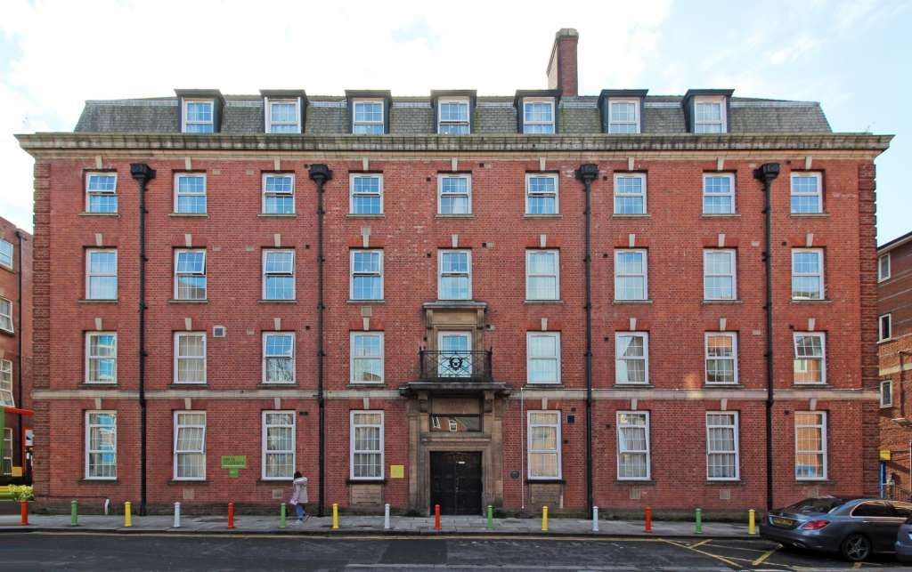 Oxford Street Maternity Hospital, John Lennon's birthplace (Credit: Phil Nash)