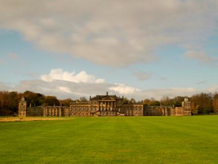 The East Front of Wentworth Woodhouse (Country Life)