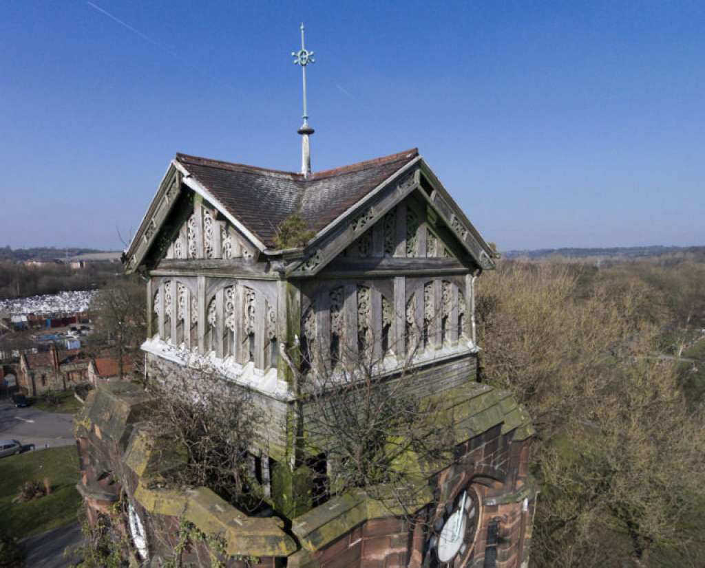 Agecroft Chapel Restoration Group