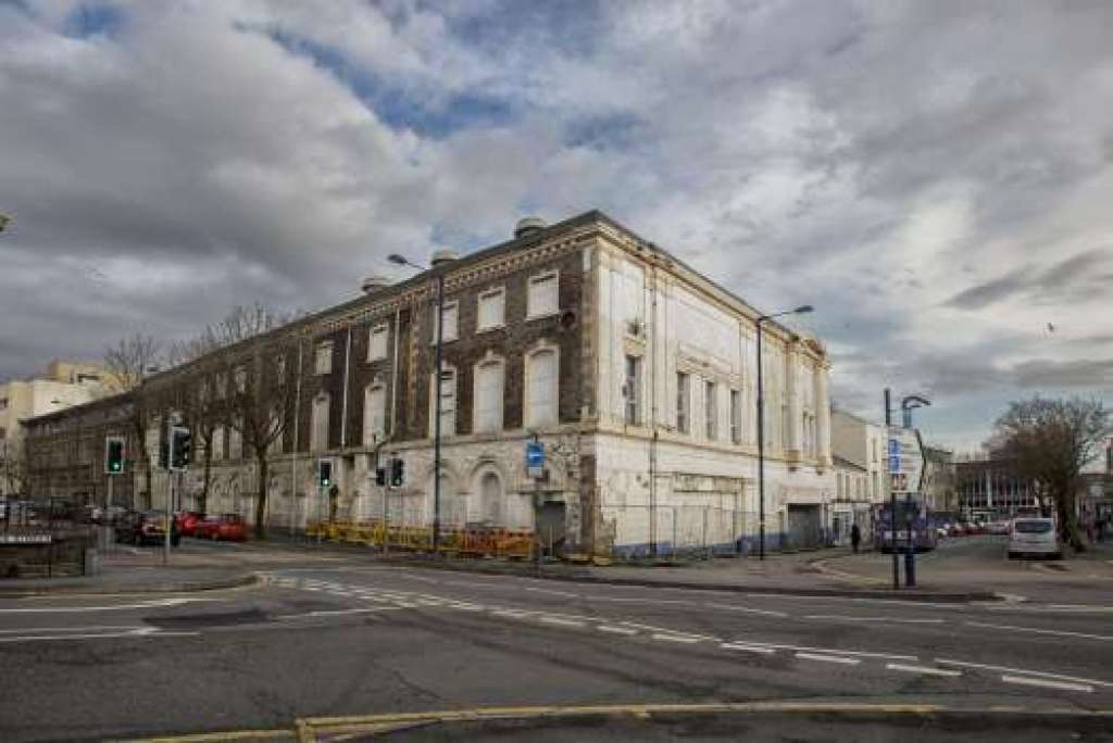 Swansea's Albert Hall in 2017 (Eveleigh Photography)