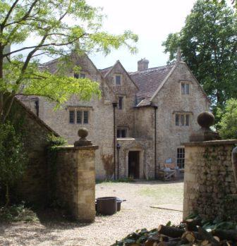 Balsam House, Somerset - after