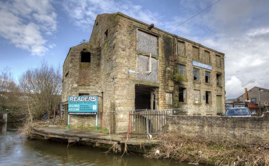 Calder Mill, Burnley