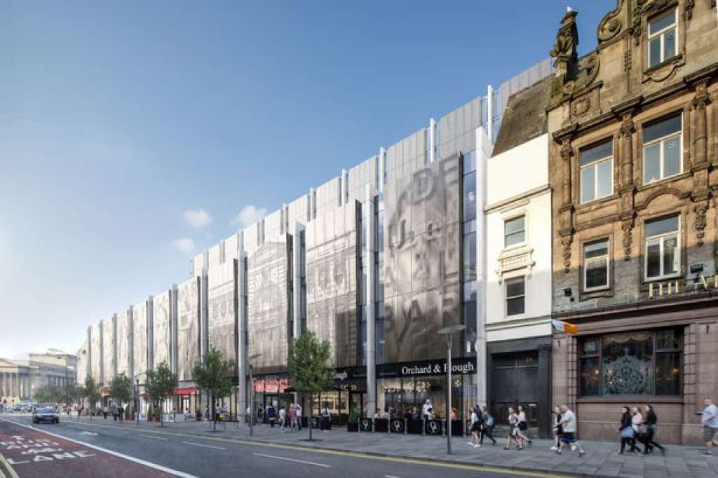 Lime Street proposals - Broadway Malyan