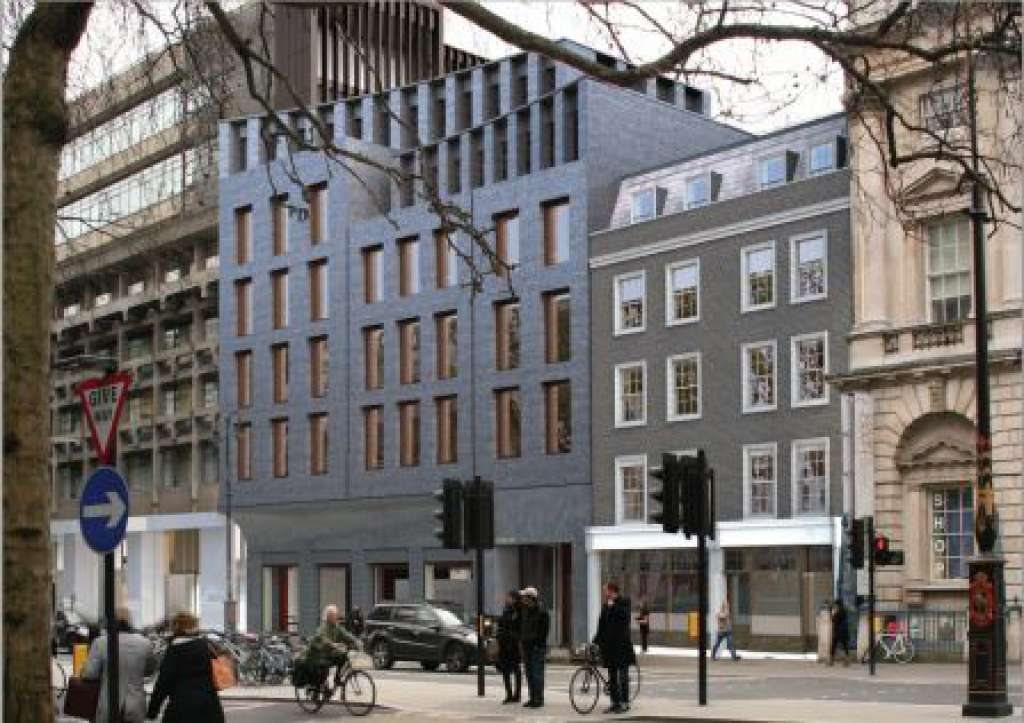 Kings College London proposes demolition of a group of distinctive historic buildings 2