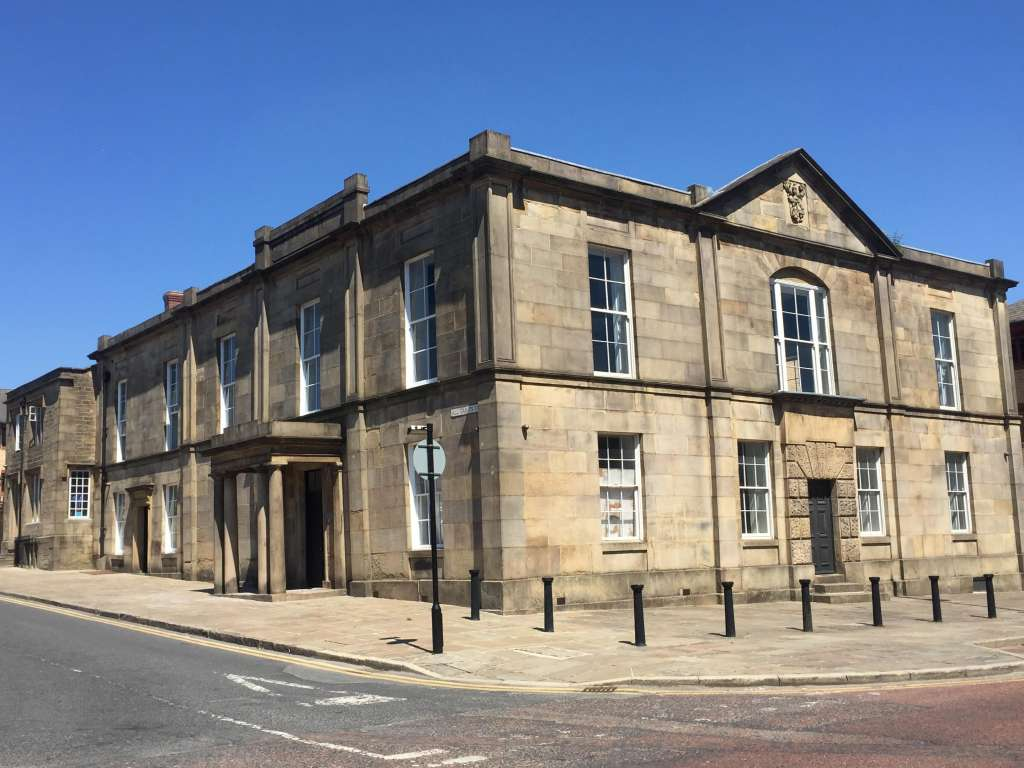 Little Bolton Town Hall, St George's St, Bolton (Credit: Little Bolton Town Hall)