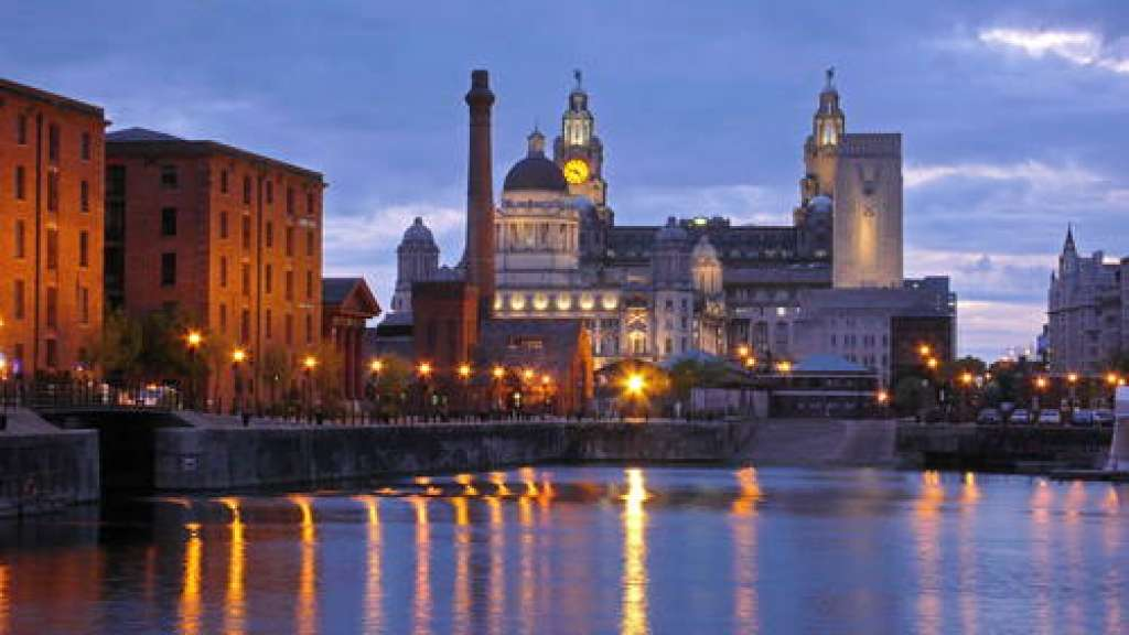 Liverpool Maritime Mercantile City UNESCO
