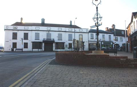 The Newcastle Arms, Tuxford, Nottinghamshire