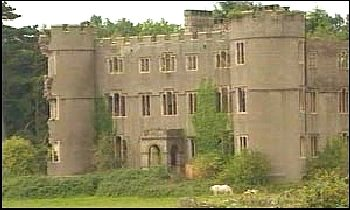 Ruperra Castle, Lower Machen, Newport, Wales