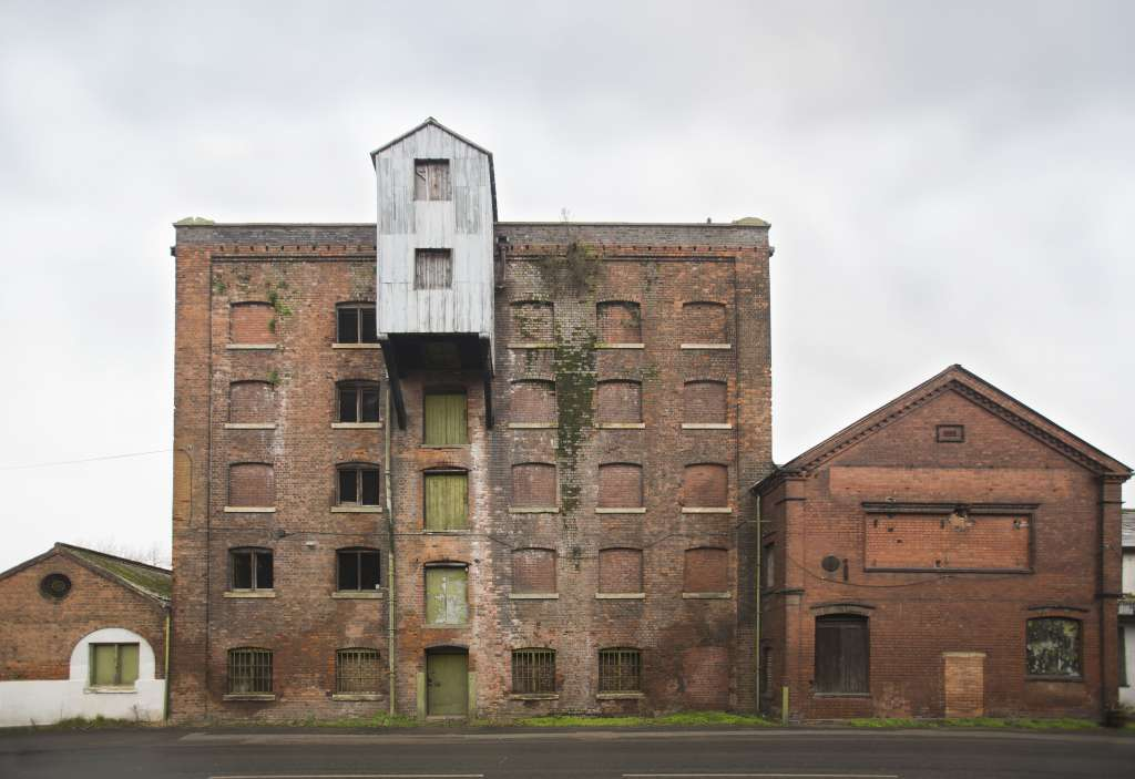 Ice Factory, Worcester. Buildings at Risk catalogue 2017-18. Eveleigh Photography
