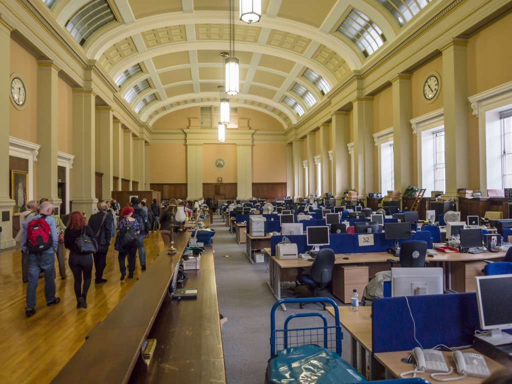 The Long Room as it is today (Credit: Heritage Open Days)