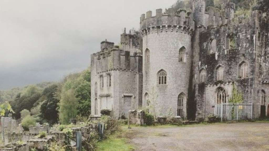 SAVE welcomes the acquisition of Gwrych Castle by Mark Baker's preservation trust