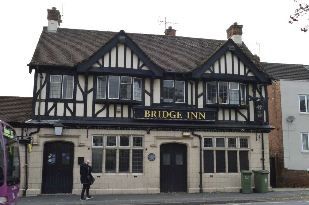 The Bridge Inn is set to be demolished