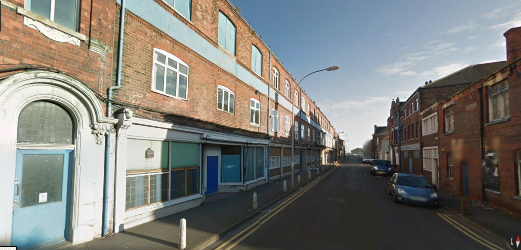 Fish Dock Road, Grimsby (Google Streetview)