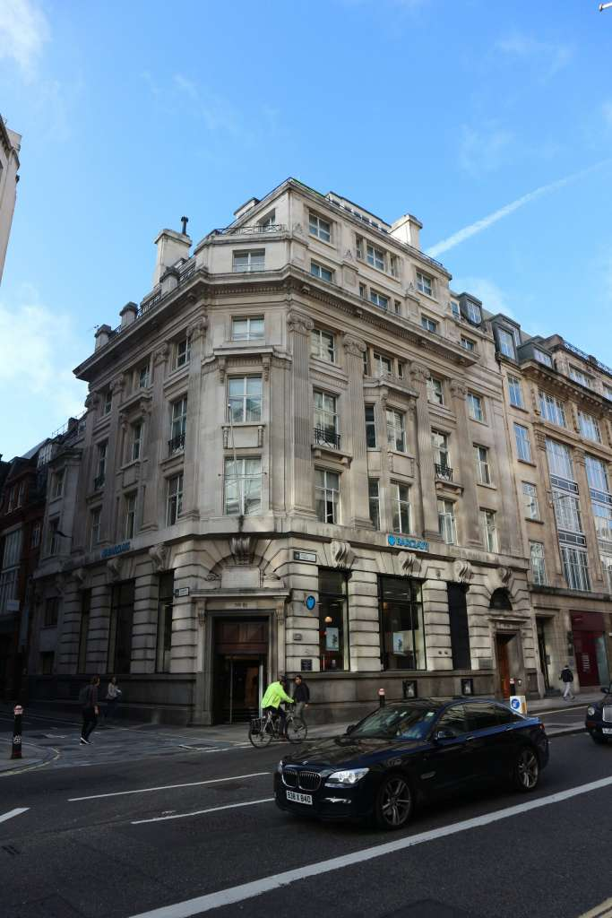 80-81 Fleet Street has stood since 1924 but would be demolished under the plans (CoL)